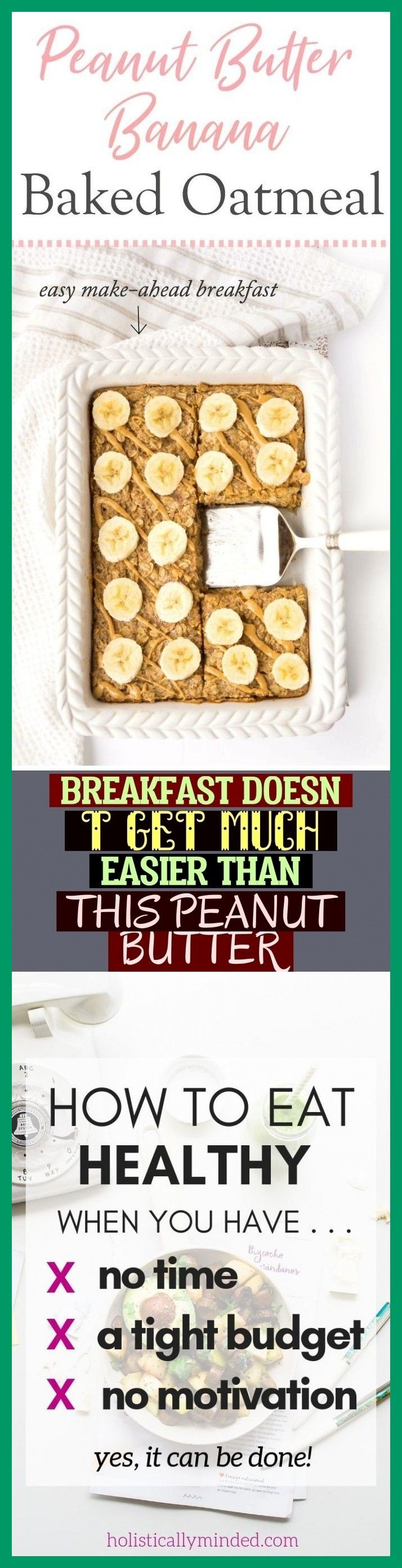 Breakfast Doesn T Get Much Easier Than This Peanut Butter – das frühstück ist …  – Healthy Living 2020