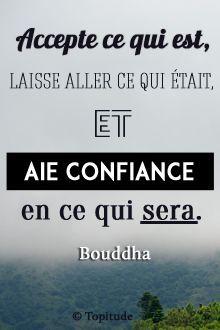 Citation Bouddha Accepte Ce Qui Est