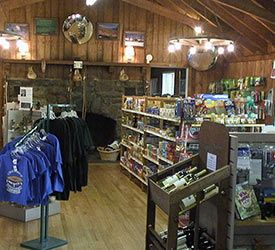 Campstore Lewis Mountain Cabins Shenandoah National Park