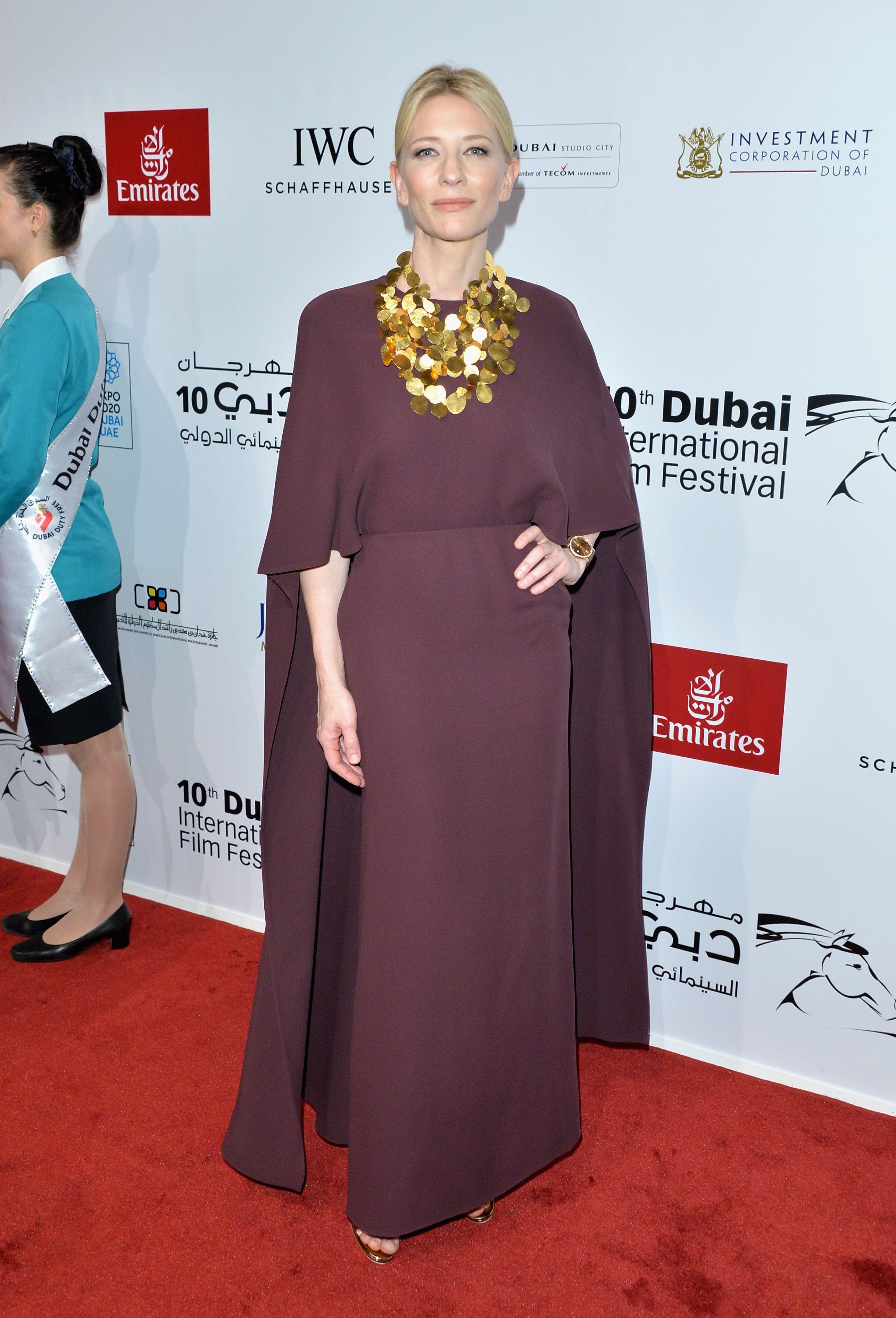 Cate blanchett in valentino redcarpet fashion haute couture