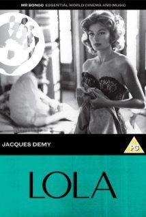 Lola (1961) de Jacques Demy. Visto el 14/04/2015