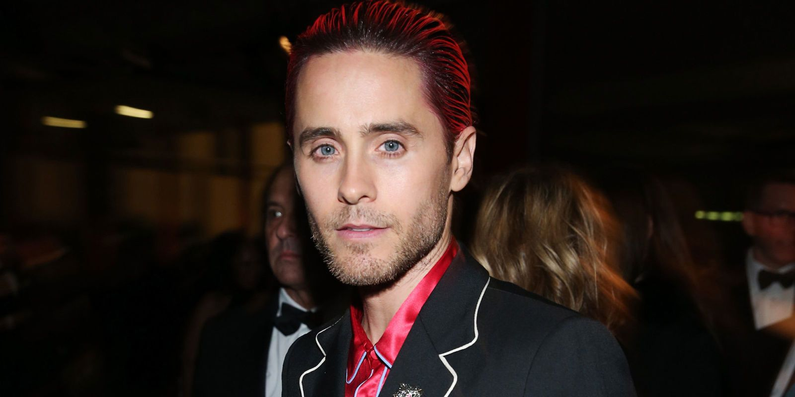 Jared Leto Is The New Face of Gucci Guilty Fragrance - Jared Leto Gucci