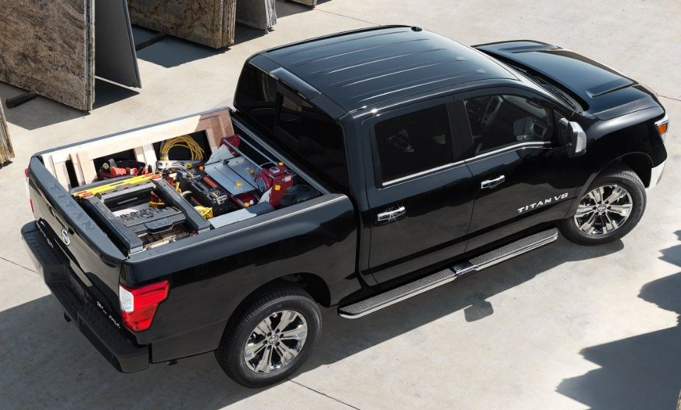 2020 Nissan Titan Upgrades, Specs, Engine & Interior