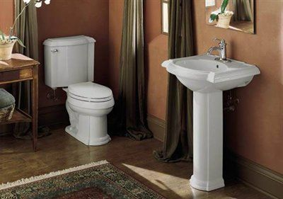 Charmant Shop Kohler Devonshire ® Pedestal Lavatory Basin At Loweu0027s Canada. Find Our  Selection Of Pedestal Sinks At The Lowest Price Guaranteed With Price Match  + ...