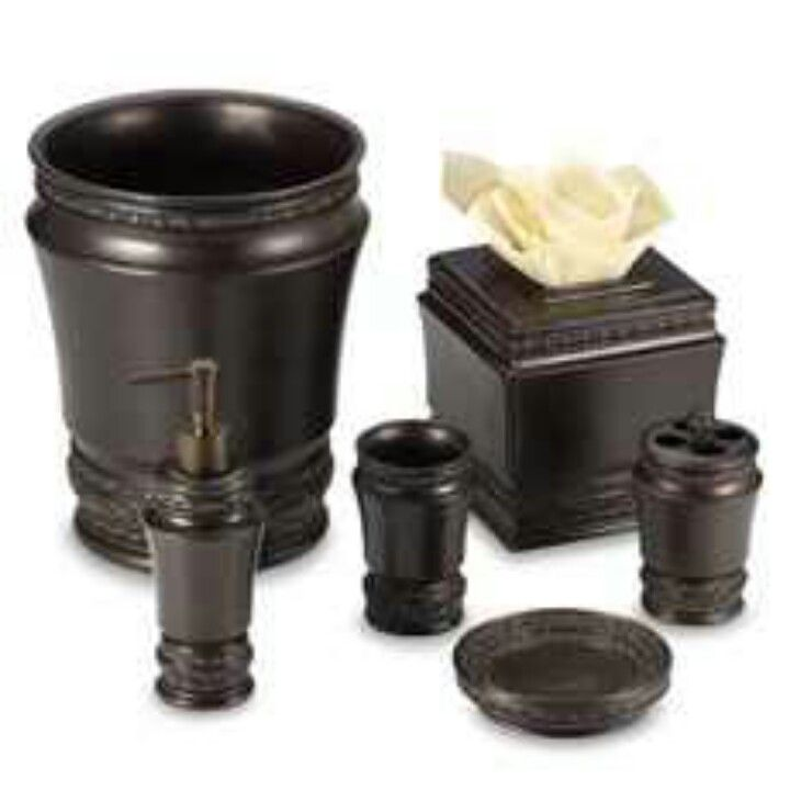 Charmant Oil Rubbed Bronze Bathroom Accessories