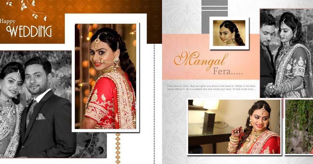 Creative Indian Pre Wedding Album Design Psd Sheets Wedding Album Design Indian Wedding Album Design Wedding Album Cover Design