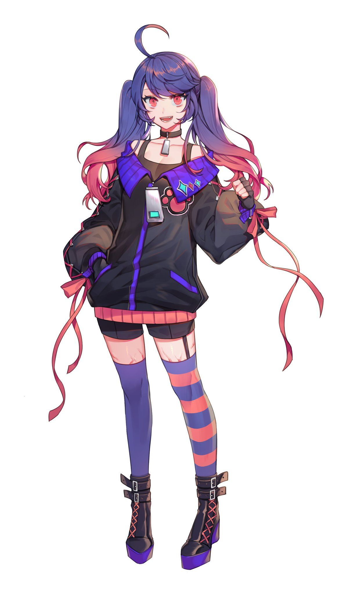 35++ Anime girl outfits pinterest ideas