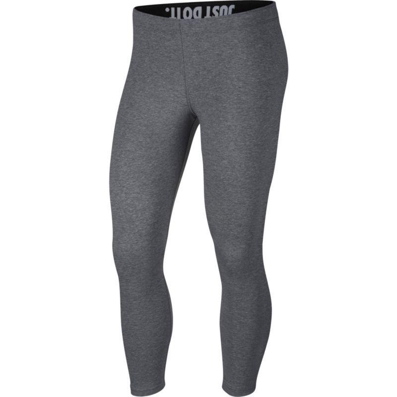 c29f3fb3b29e6 Nike Women's Leg-A-See Crop Leggings, Carbon Heather | Products ...