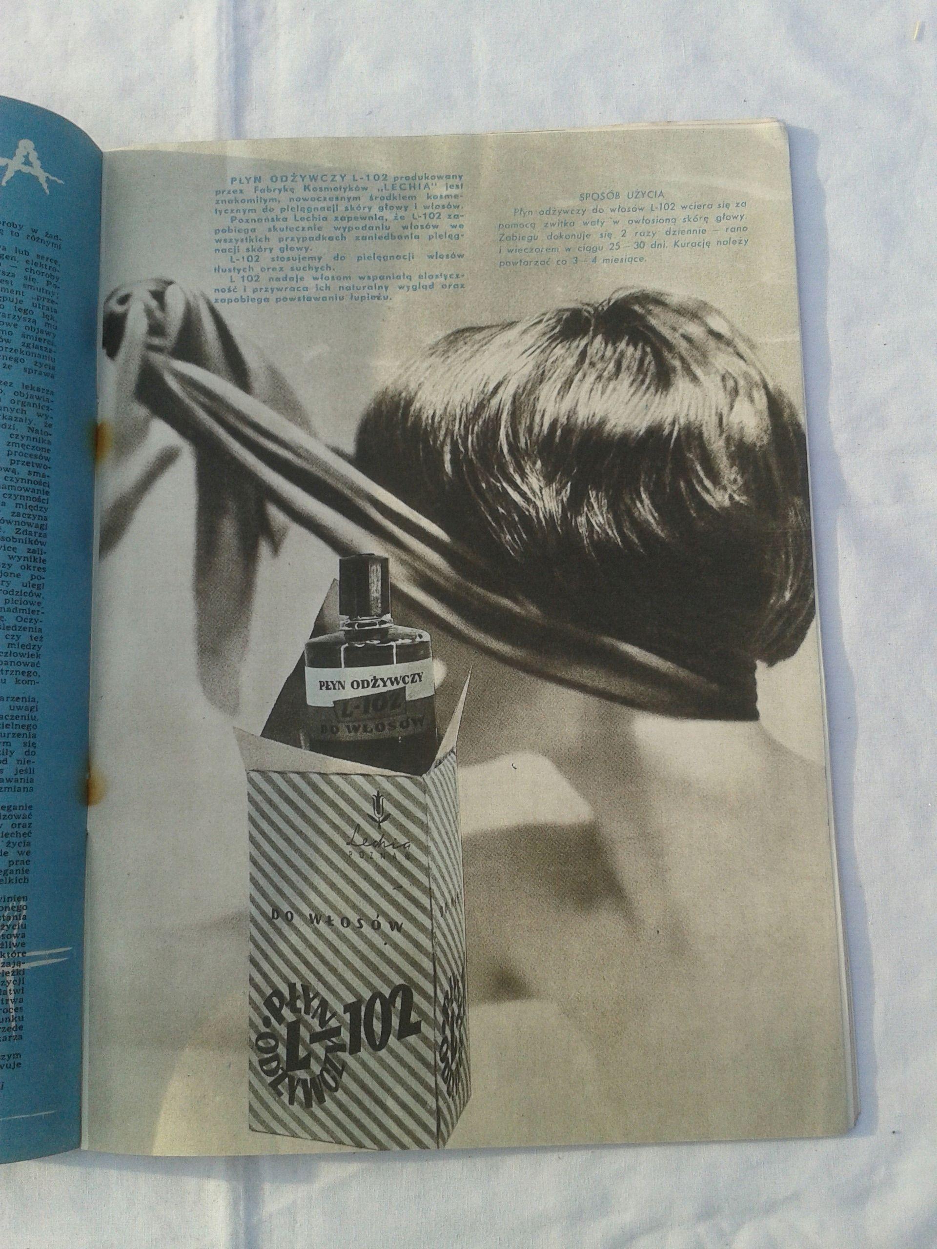 Uroda 1960 Krem Lanolinowy Drogista Nowokaina 7669860647 Oficjalne Archiwum Allegro Book Cover