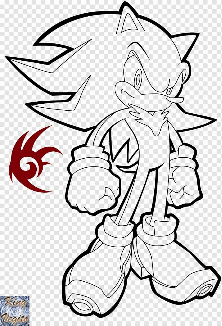 Sonic The Hedgehog Coloring Book Luxury Shadow The Hedgehog Super Shadow Sonic The Hedgehog Coloring Coloring Books Hedgehog Colors Hedgehog Book