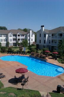 The Enclave At Winghaven Ofallon Mo Pool Apartment Communities Luxury Apartments O Fallon