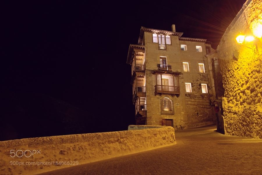 Hanging Houses by manuelmillares1