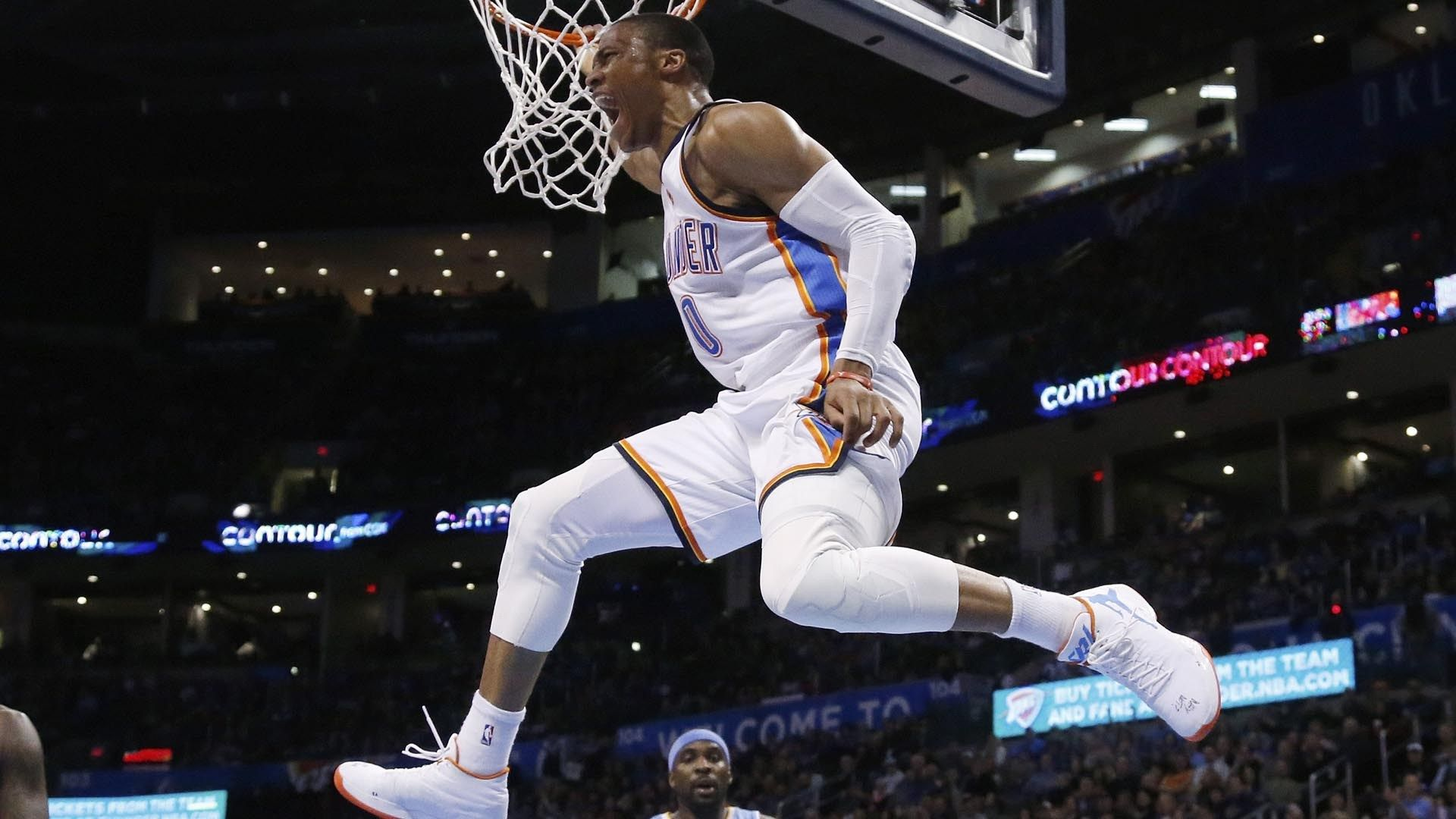 1920x1080 px widescreen hd winter russell westbrook  by Edite Walls for: TrunkWeed.com
