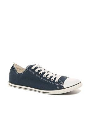 6f4a07e51e363d Image 1 of Converse All Star Slim Sneakers