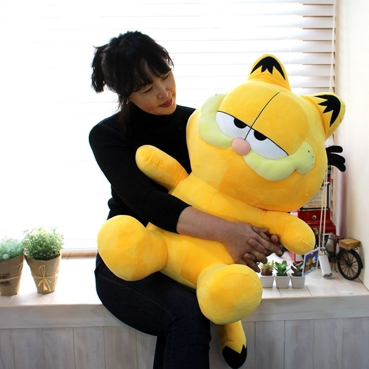 Large Garfield Plush Big Stuffed Animal Toy Doll Pillow Cushion Gift