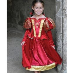 Hochwertig Lovely Luxurious Medieval Queen Outfit