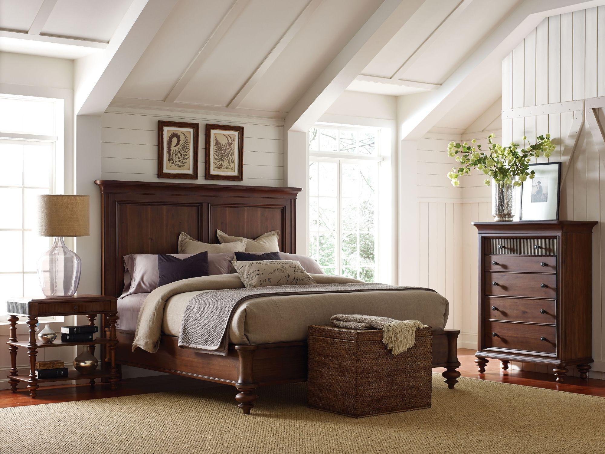 broyhill furniture cascade bedroom collection attic retreat