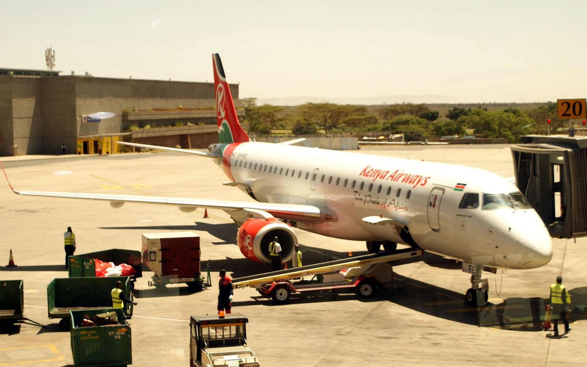 Kenya Airways Resumes Flights to Sierra Leone Sierra