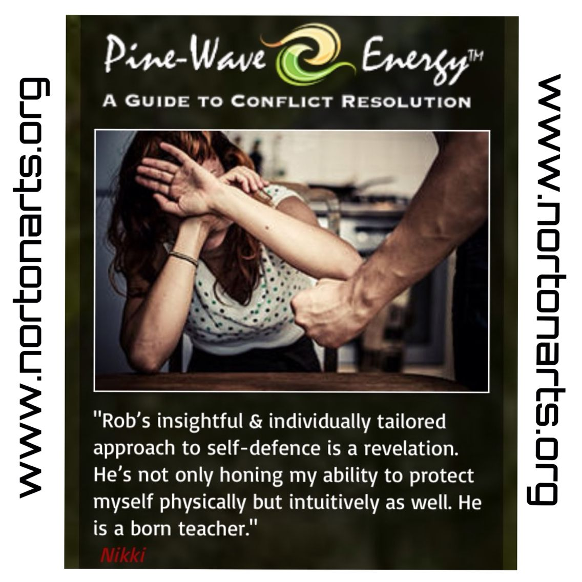 Our self defence workshops truly help you to understand how our self defence workshops truly help you to understand how important our body language truly is sciox Choice Image