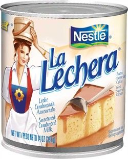 Photo of Nestle la lechera sweetened condensed milk—I think this has a richer flavor th…