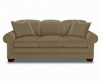 mackenzie supreme comfort queen sleep sofa by la z boy living rh nl pinterest com