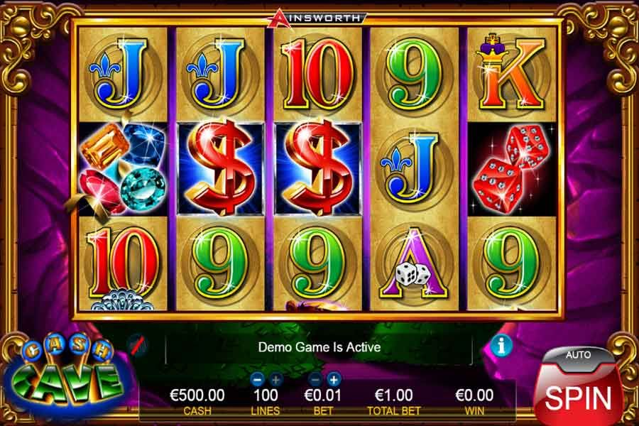 Cash Cave Slots Machine Free Slots Online By Ainsworth