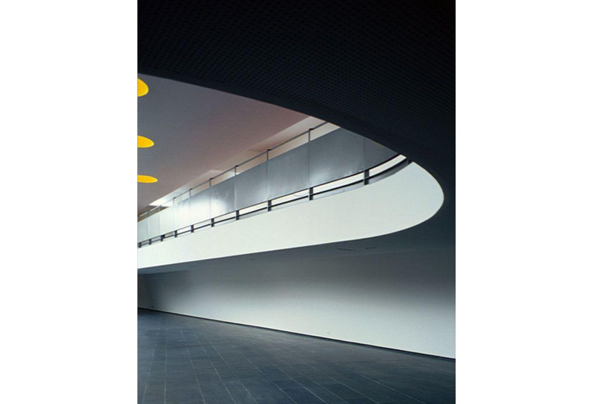 BIBLIOTHÈQUE UNIVERSITAIRE | Emmanuelle et Laurent Beaudouin - Architectes