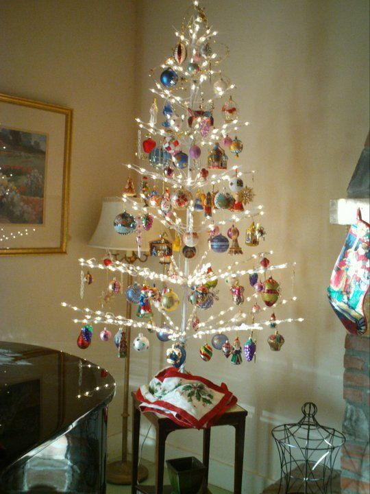Can't wait to put my ornament tree up again! | Holiday ...