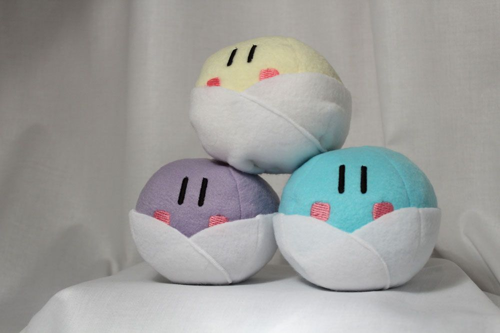 Fantastic Adorable Dango Bean Bag Plushies Based Off Of The Anime Lamtechconsult Wood Chair Design Ideas Lamtechconsultcom