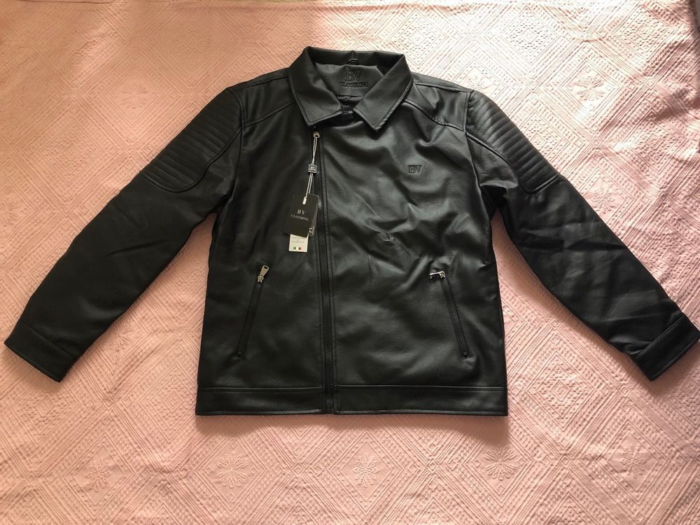 fd3505c21b6d bv clothing italian leather jacket men  fashion  clothing  shoes   accessories  mensclothing  coatsjackets (ebay link)
