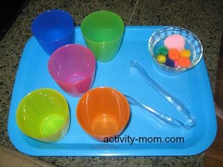 Easy Activities for Your 2 Year Old (The Activity Mom)