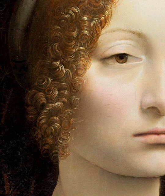 "Ricomincio da Me My Secret Garden.: ""Painting is poetry that is seen rather than felt,..."