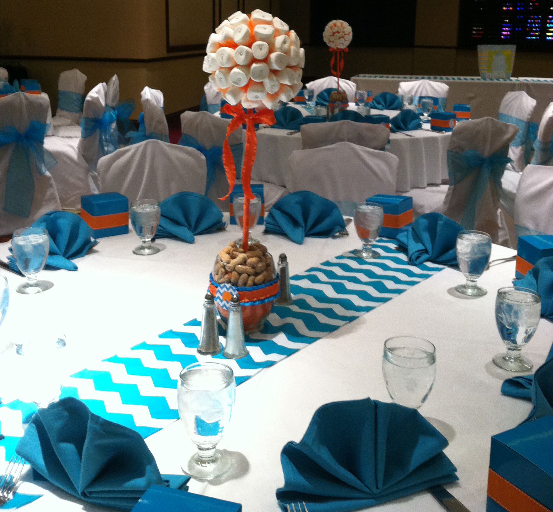 Display Baby Shower: Meetings & Conventions