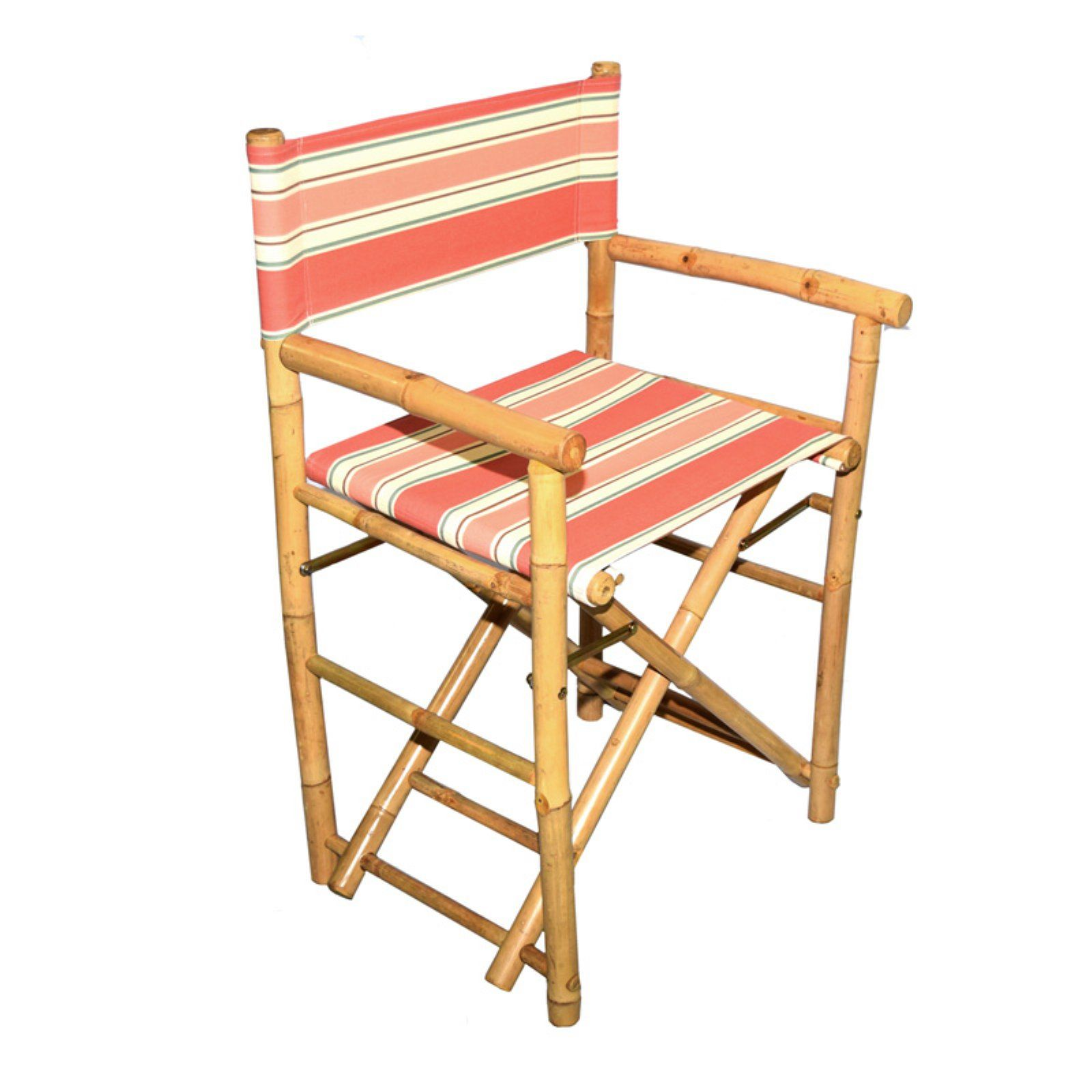 Wondrous Outdoor Bamboo54 Folding Bamboo Low Directors Chair With Caraccident5 Cool Chair Designs And Ideas Caraccident5Info