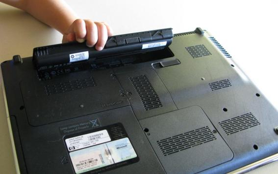 تحميل برنامج اصلاح بطارية اللاب توب التالفة Fix Laptop