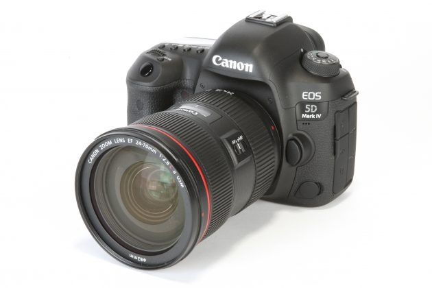 Michael Topham reviews the Canon EOS 5D Mark IV to find out if it offers enough to entice existing 5D-series users as well as newcomers to full-frame?