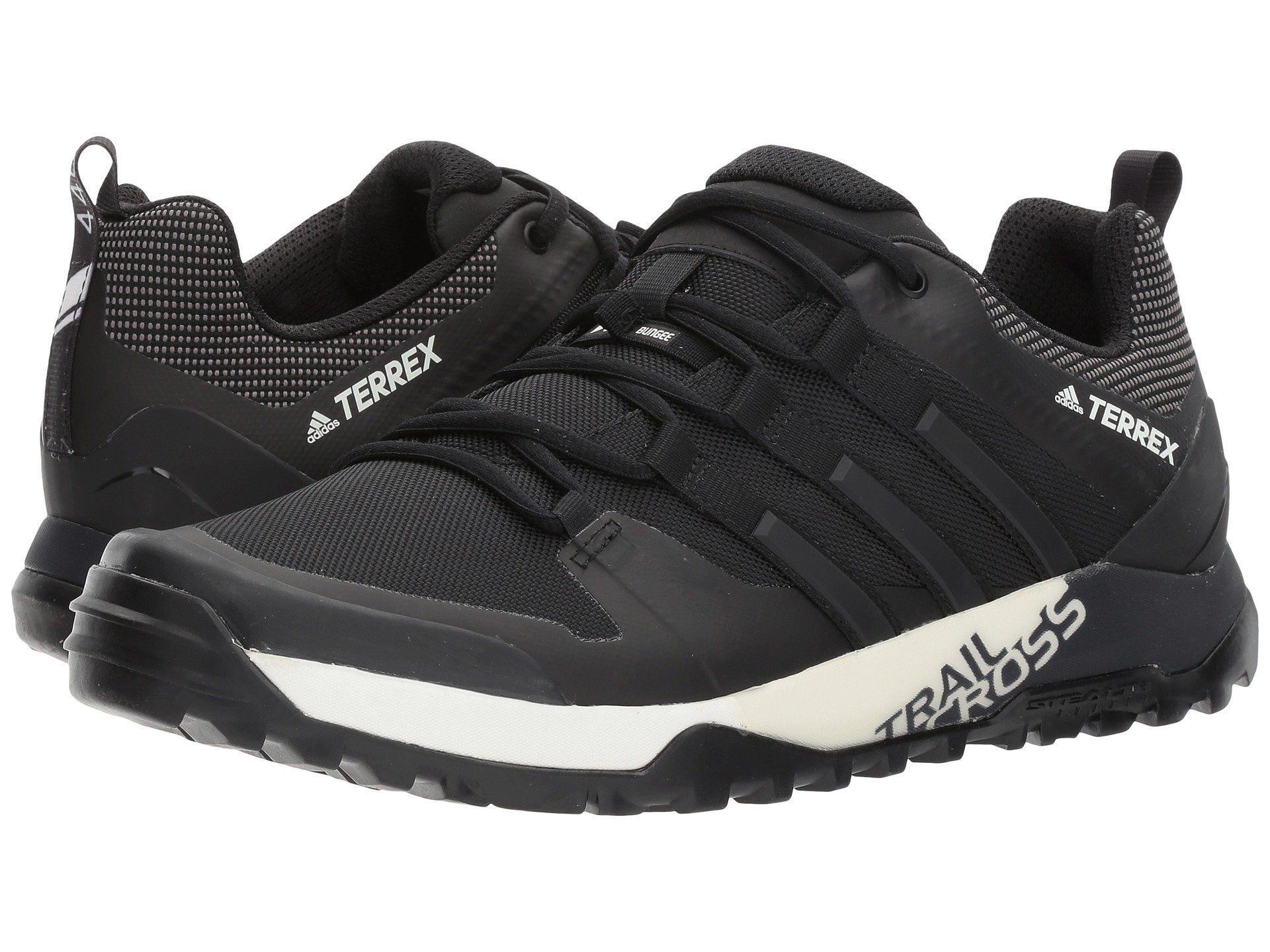 Adidas Originals Terrex Trail Cross Sl In Black Black Chalk White Modesens