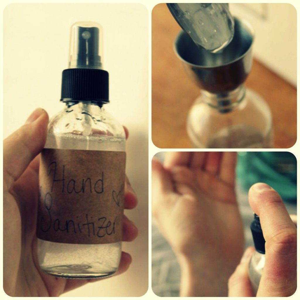 Homemade Eco Friendly Hand Sanitizer Eco Friendly Cleaning