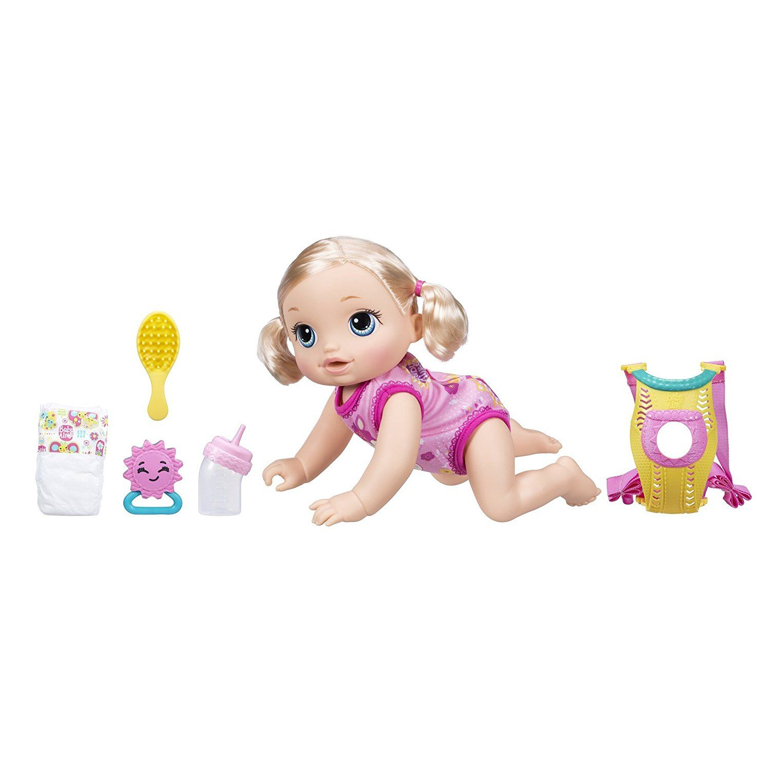 Baby Alive Baby Go Bye Bye 22 49 Best Price Become A Coupon Queen Baby Alive Dolls Baby Alive Interactive Baby Dolls