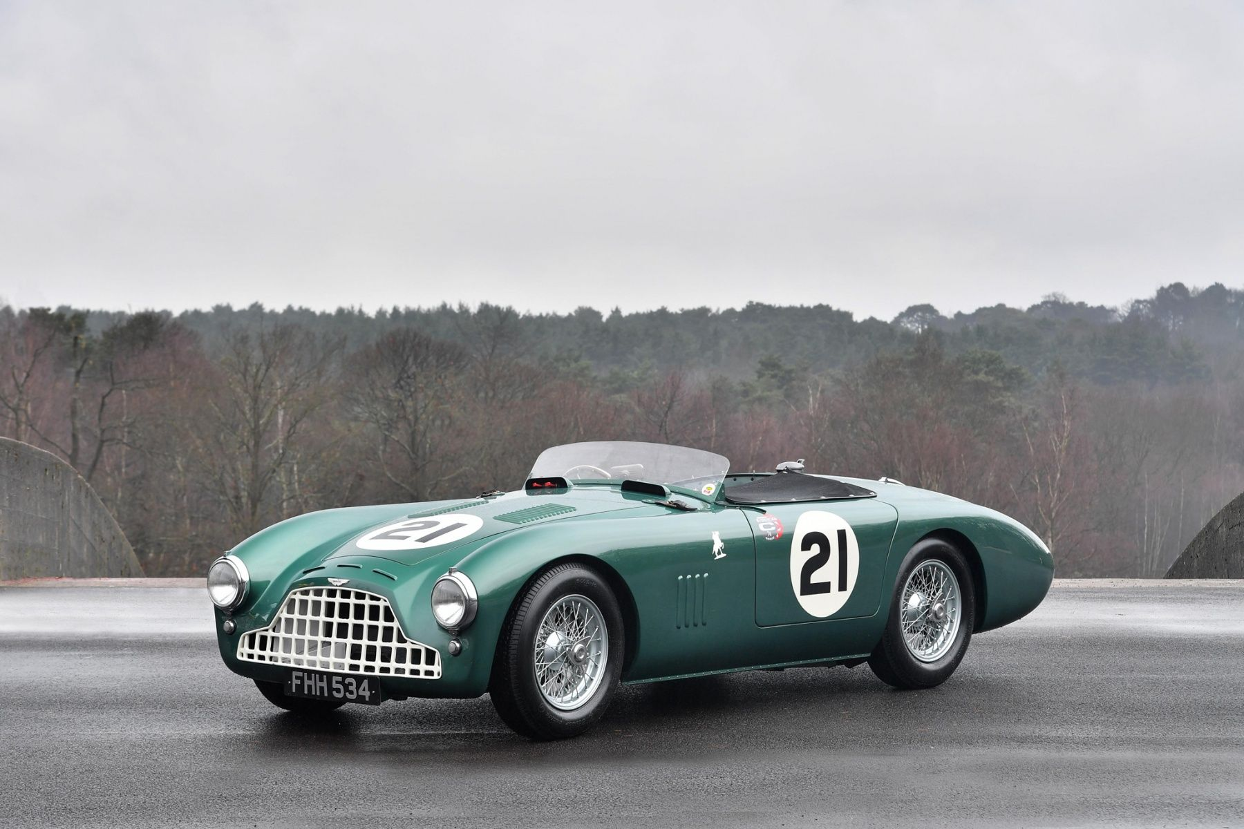 1952 Aston Martin Db3 Classic Driver Market Aston Martin Db3 Aston Martin For Sale Aston Martin
