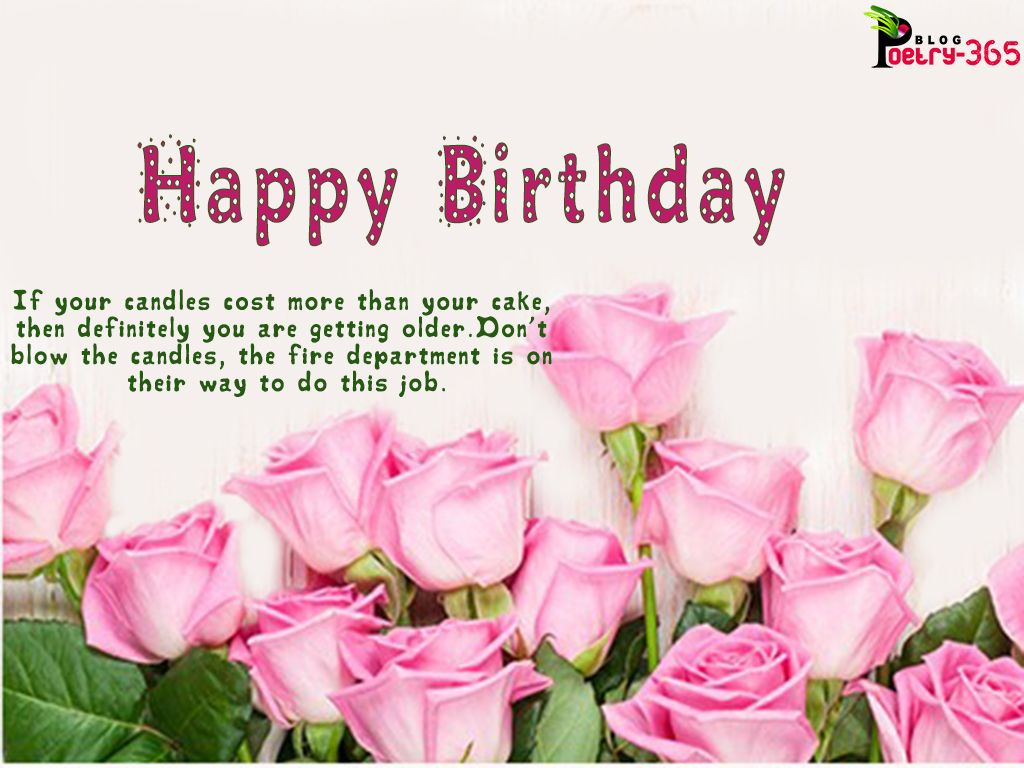 Happy Birthday Quotes With Birthday Images For Friends With