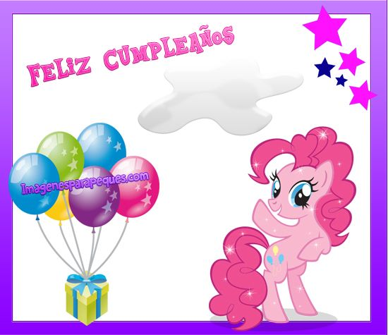 Imagenes feliz cumplea os my little pony fiesta de naomi - Imagenes de fiestas de cumpleanos ...