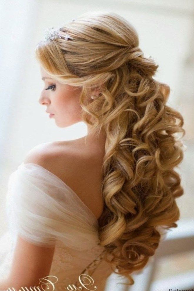 modele coiffure mariage cheveux longs https tendances. Black Bedroom Furniture Sets. Home Design Ideas