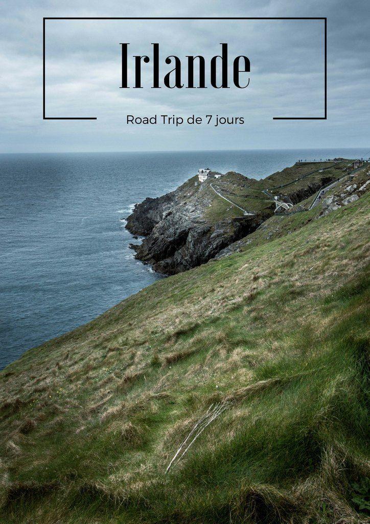 Road trip en Irlande, sur la côte sauvage - DreamyBubbles