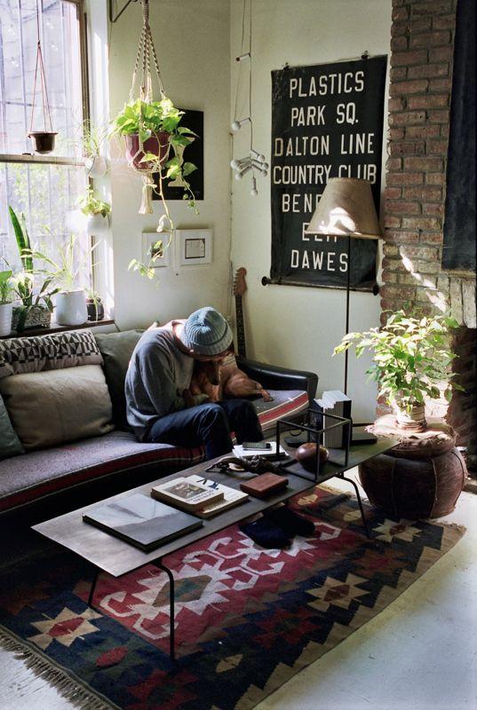 Sit  Read Plantas interior, Interiores y Plantas - decoracion de interiores con plantas