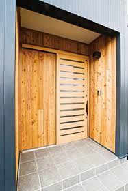 玄関 引き戸 和モダン の画像検索結果 ドアリフォーム 玄関 引き戸 引き戸