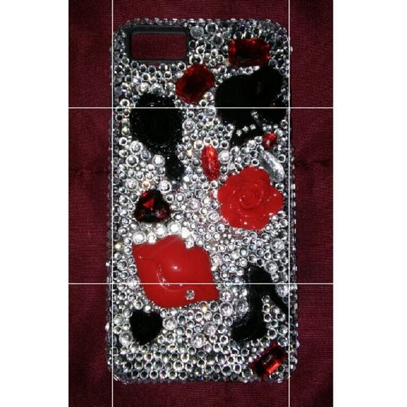 IPhone 6 plus All items are custom, if you don't see your style phone just let me know and I will order it and Bling it just for you! Accessories Phone Cases