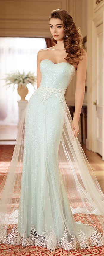 29a3a390a8 Unique Wedding Dresses Spring 2019 - Martin Thornburg