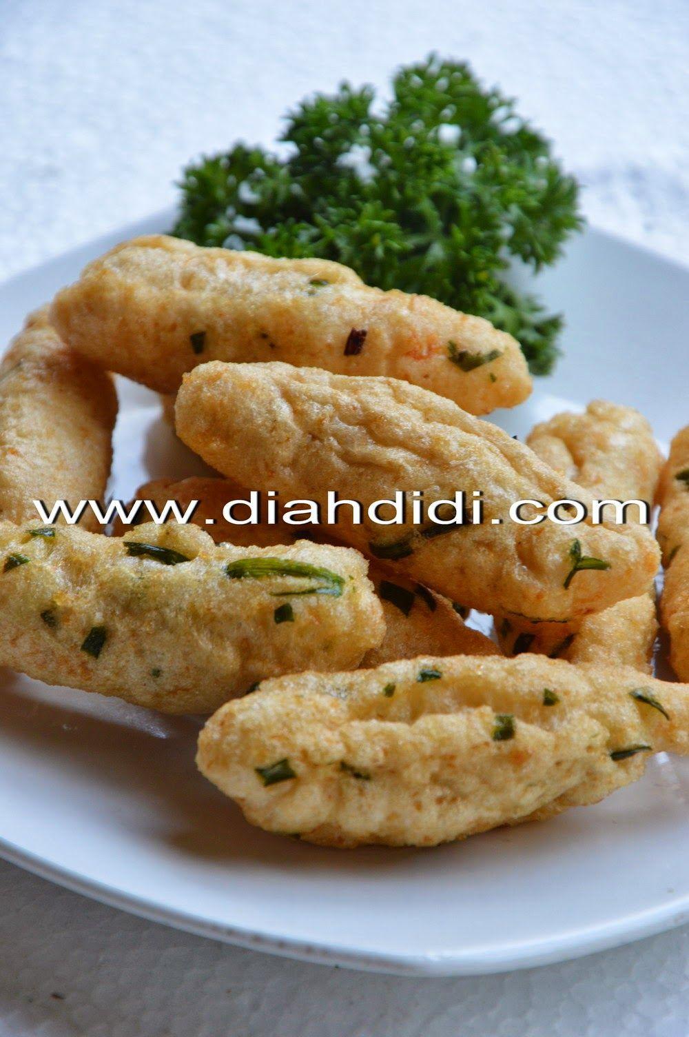Resep Otak Otak Goreng Abang Abang : resep, goreng, abang, Snack, Ideas, Indonesian, Food,, Desserts