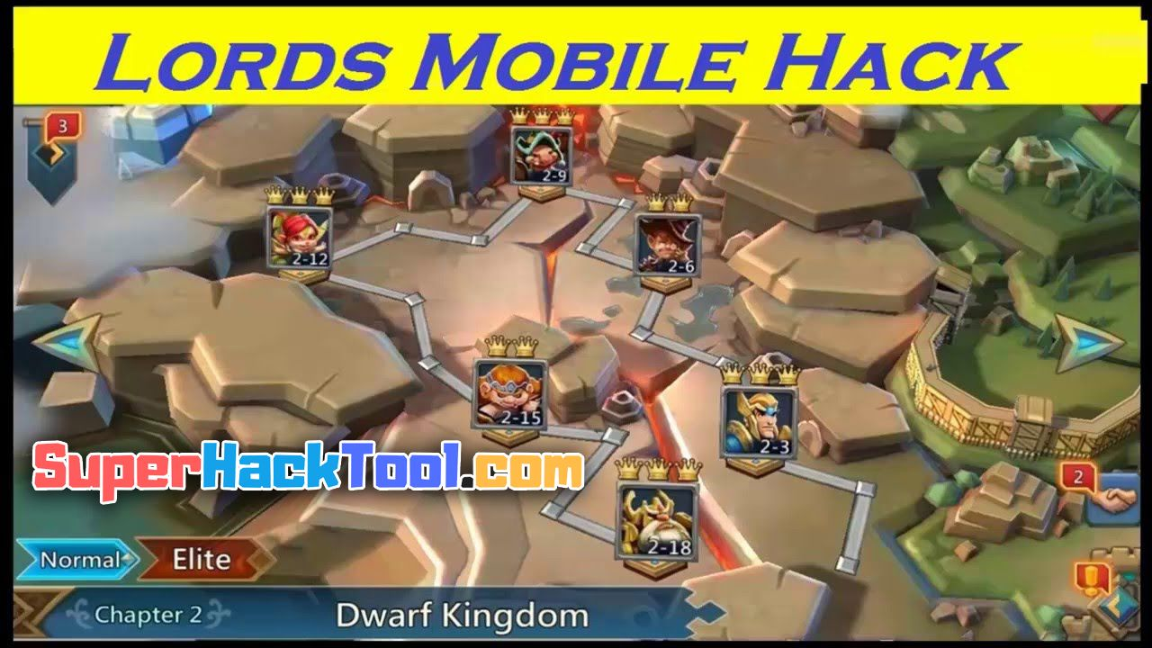 lord mobile mod apk latest version
